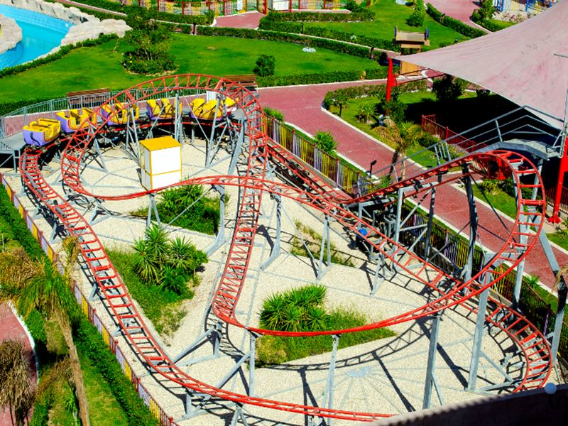 Junior Coaster path